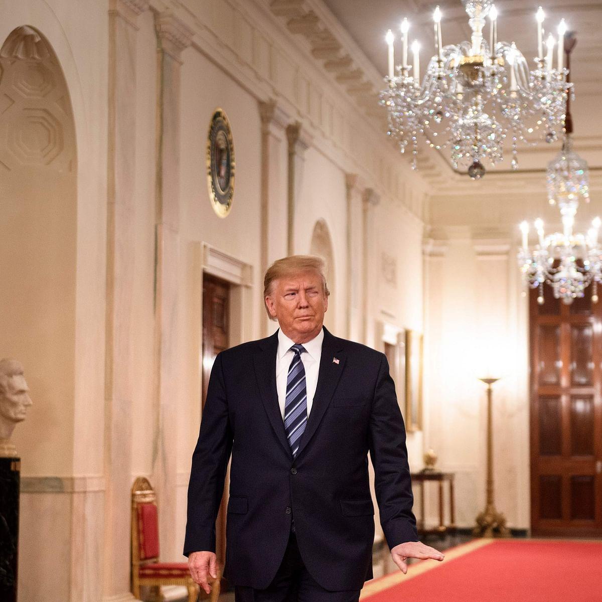 House Speaker Nancy Pelosi announces President Trump's impeachment
