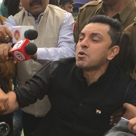 'Are we in Godse's North Korea or Gandhi's India?': Rahul's brother-in-law Tehseen Poonawalla detained by Delhi Police