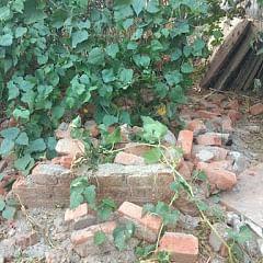 Shivpuri: 2 children die as toilet wall falls
