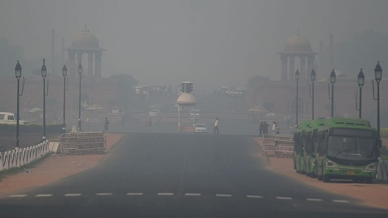 Delhi-NCR air quality dips to 'severe' category