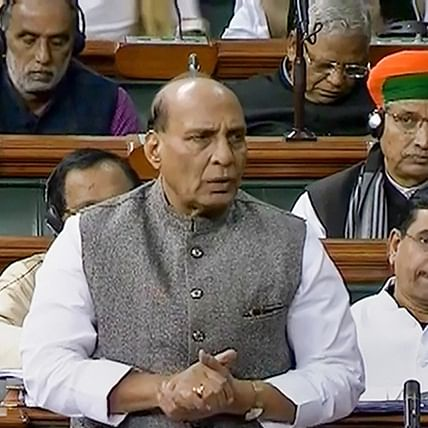 Parliament Winter Session Updates: 'Rahul Gandhi should aplogise to the entire country', says Rajnath Singh