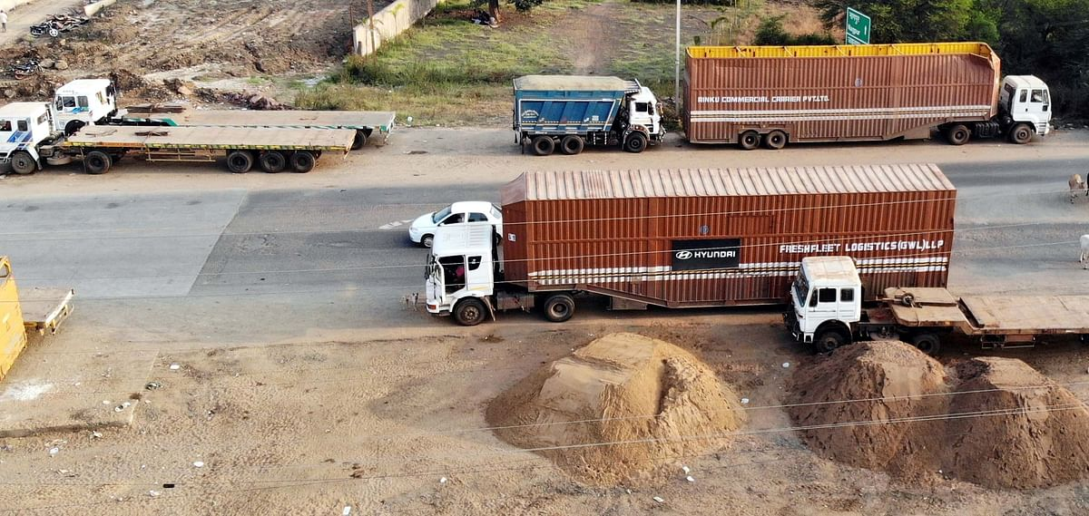 Bhopal: Sand contractors demand protection from 'vasuli'