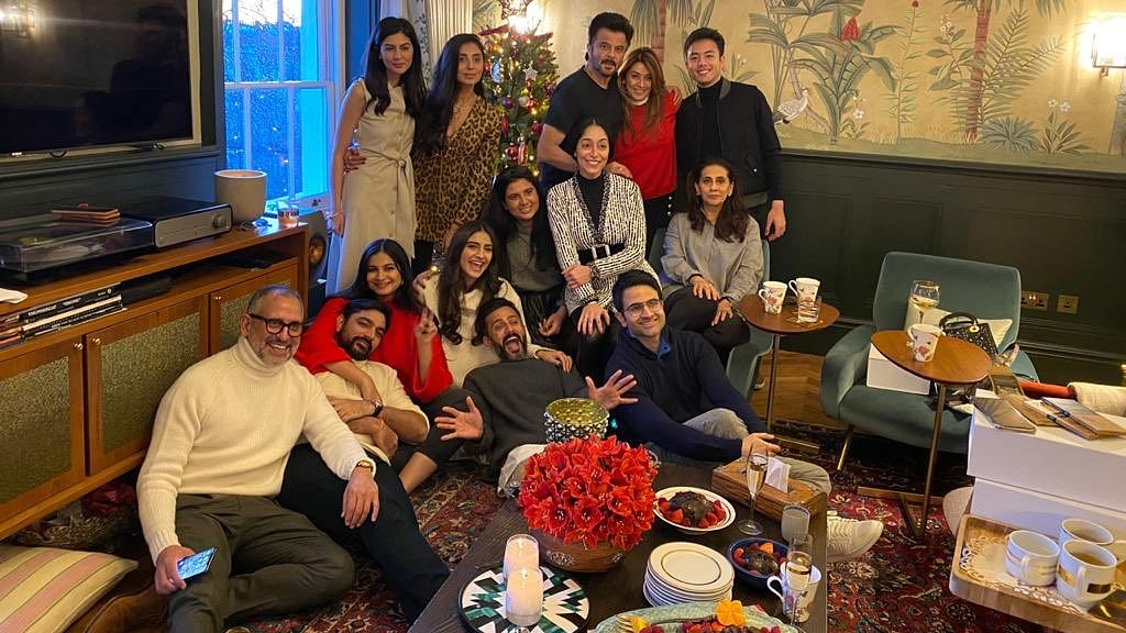 London's the party hub for Anil Kapoor, Shilpa Shetty during Christmas, New Year