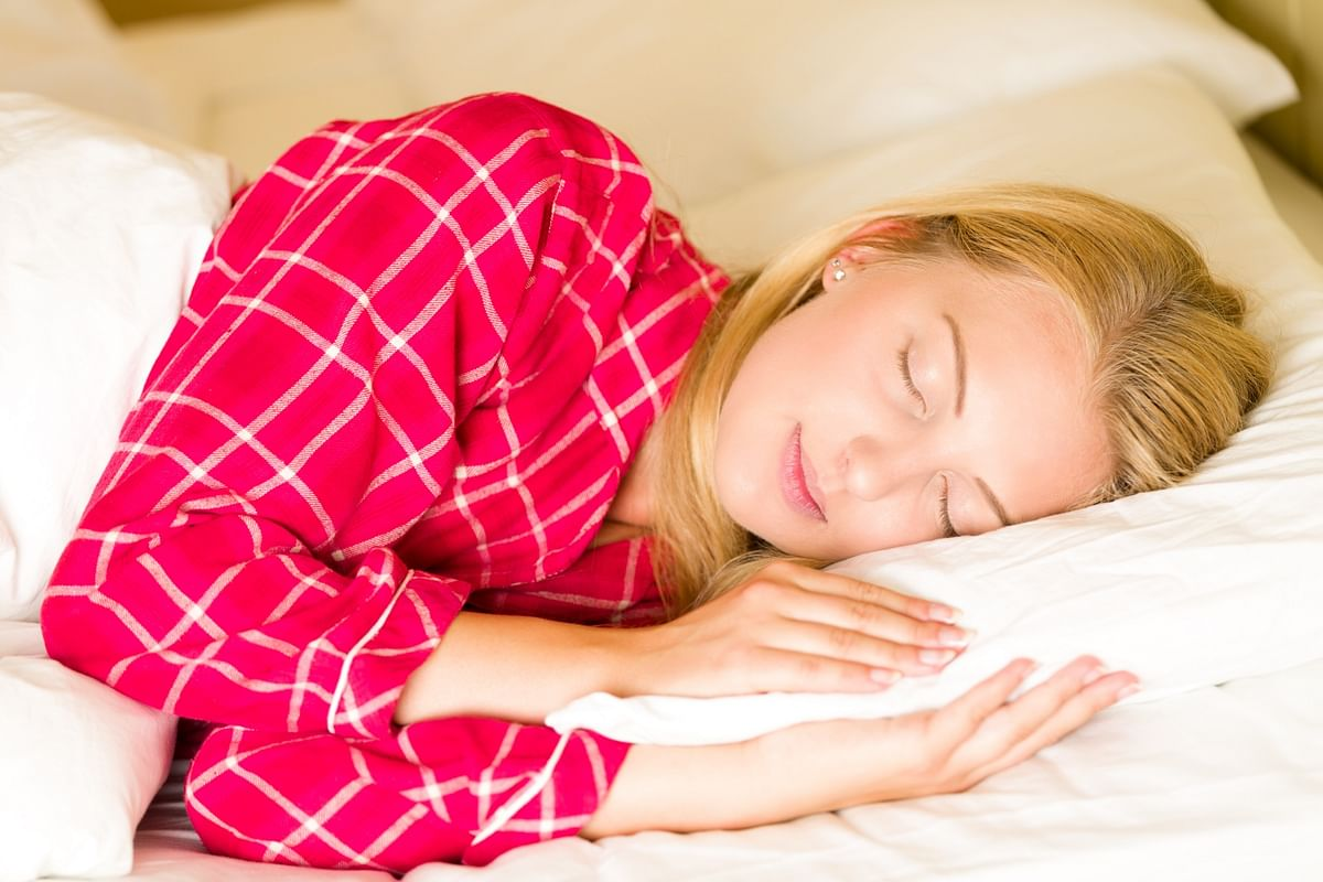 Young women sleep more than young men: Study