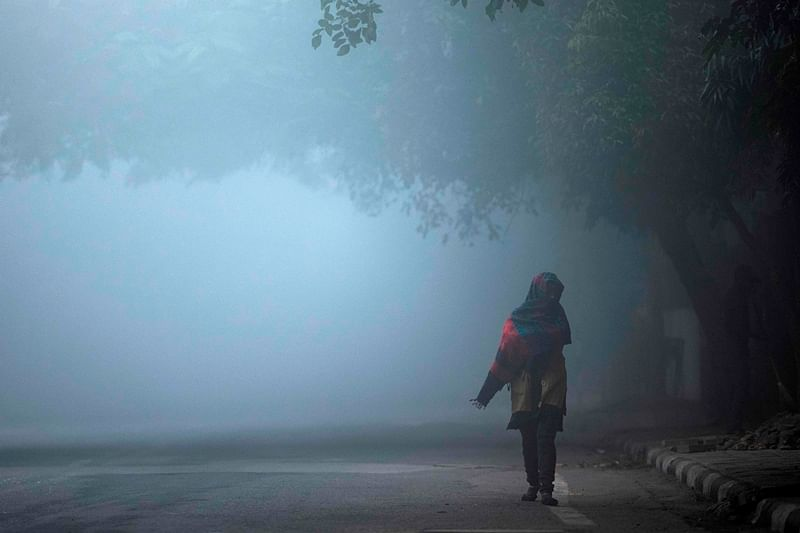 Delhi likely to get relief from cold wave on New Year: IMD