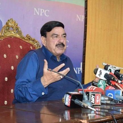 Kartarpur corridor Gen Bajwa's brainchild, its opening would 'hit India forever': Pak Railway Min