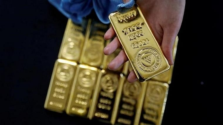 Gold prices rise slightly after a dip on Thursday
