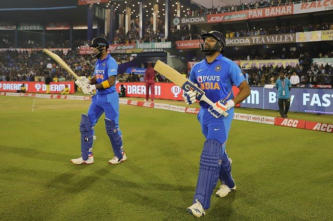 Ind vs West Indies: Rohit Sharma breaks Sanath Jayasuriya's 22-year-old record