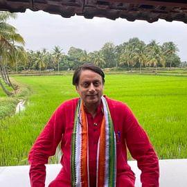 Tharoor posts distorted map, gets trolled, deletes tweet