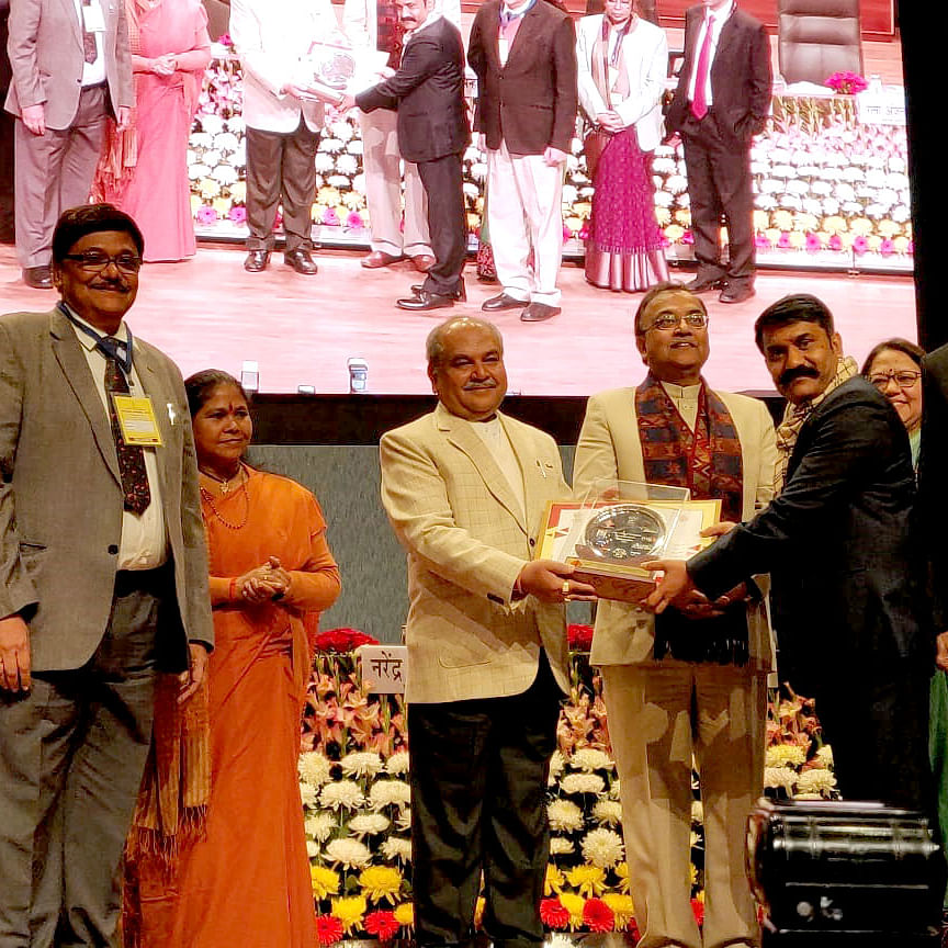 MP bags 4 national awards for work under PMGSY