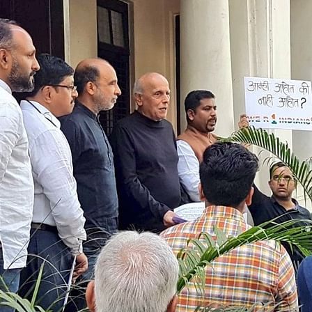 Country belongs to everyone: Mahesh Bhatt joins CAB protest