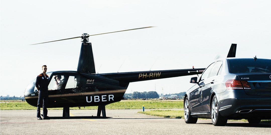 Twitter reacts to New York woman getting Uber Copter as cheapest option to JFK airport