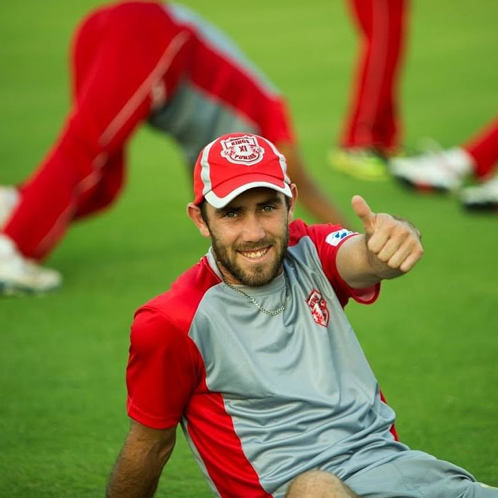 Glenn Maxwell hits mental health out of park