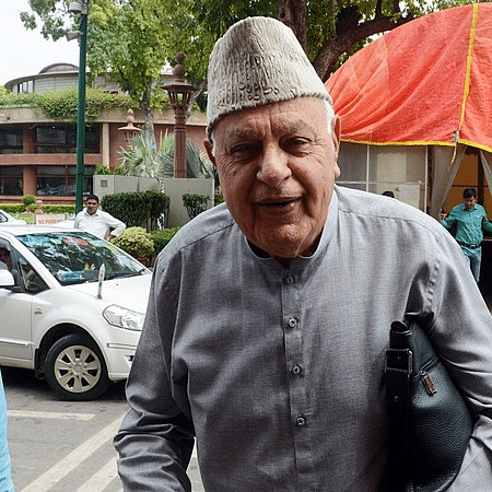 Farooq Abdullah's remarks seditious, anti-national: BJP