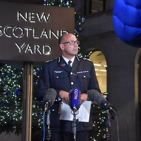 Indian-origin top cop who killed London Bridge attack suspect faced racism while growing up
