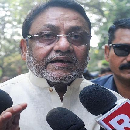 BJPdistorting Goebbels remark:Nawab Malik