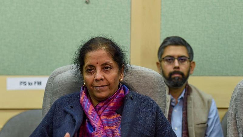 Nirmala Sitharman (PTI)