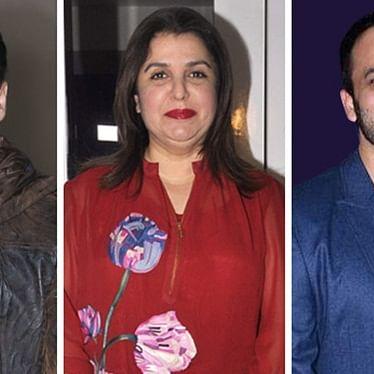 Salman Khan offered Farah Khan-Rohit Shetty's 'Hum Paanch'?
