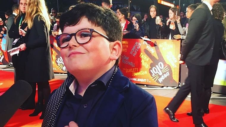 'Jojo Rabbit' child actor Archie Yates to star in 'Home Alone' reboot