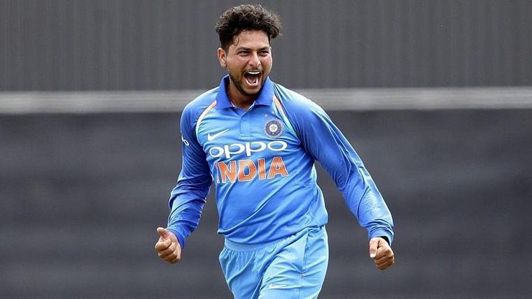 When Kuldeep Yadav took a hat-trick against Australia