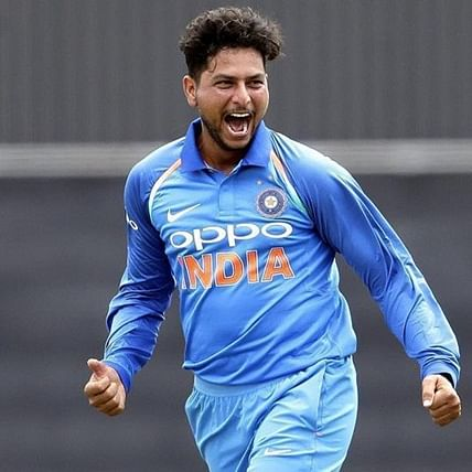 When Kuldeep Yadav took a hat-trick against Australia