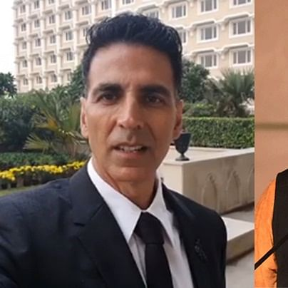 'Stop eating after 6:30 PM': Akshay Kumar has some dietary advice for HM Amit Shah