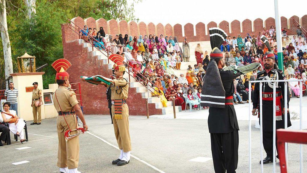 Hussainiwala border: Where patriotism flows