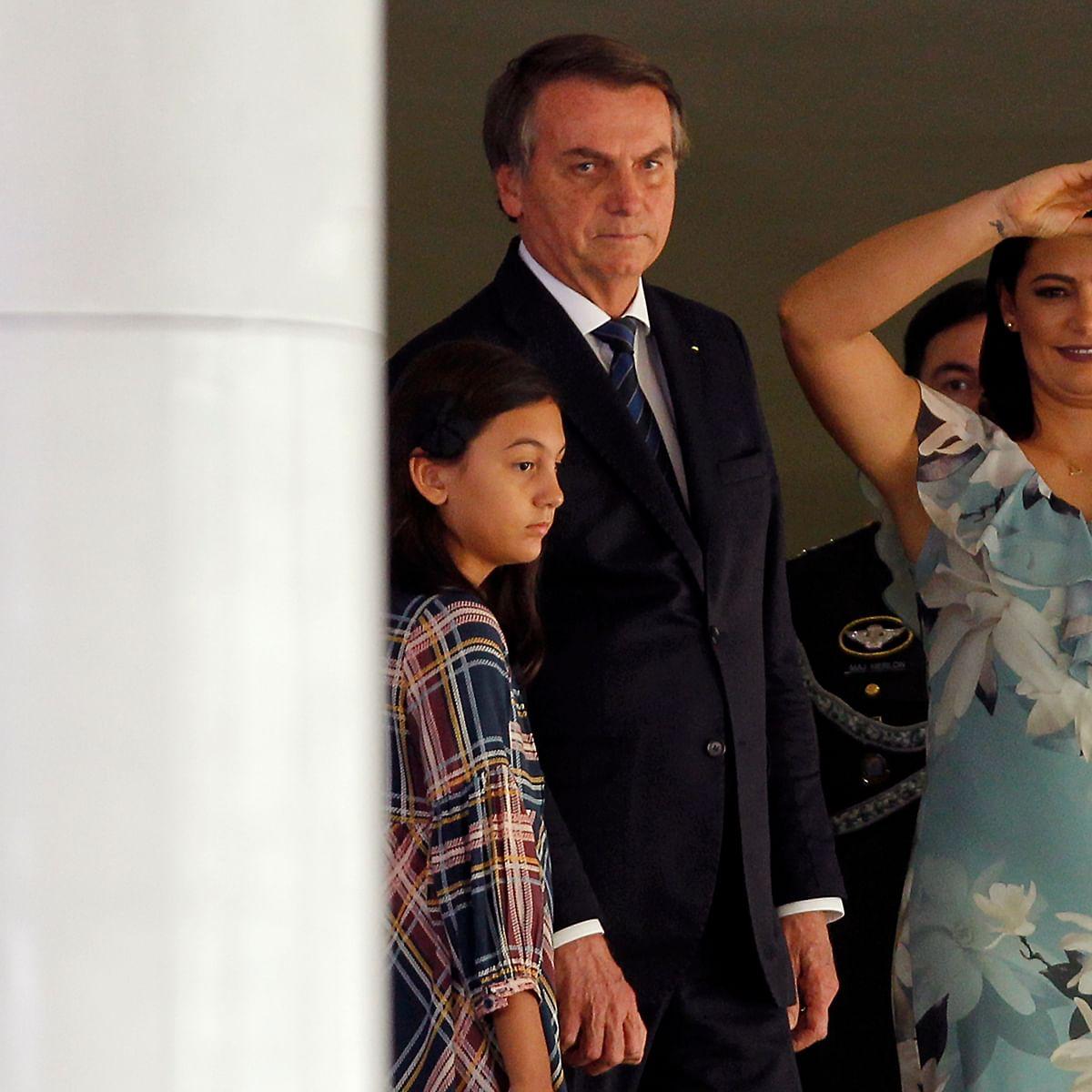 Brazil prez's son denies money laundering allegations