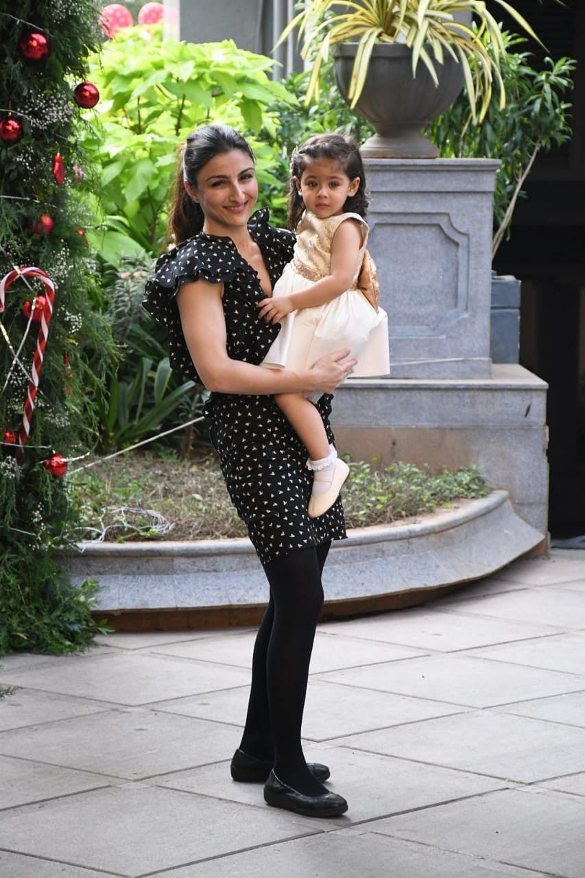 Inaaya Naumi Khemu and Soha Ali Khan