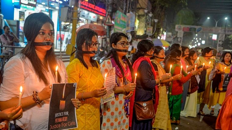 3 policemen suspended for delay in filing missing complaint in Hyderabad vet's rape and murder case
