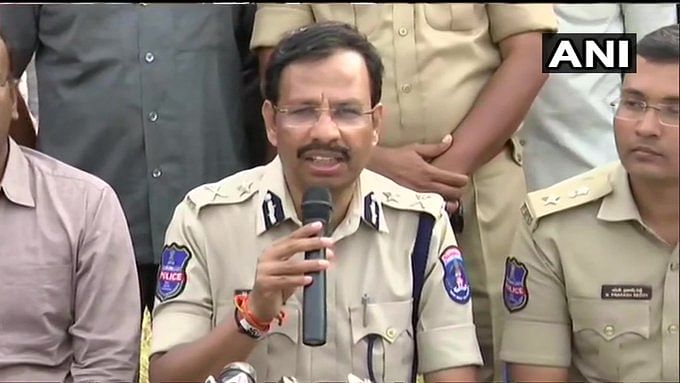 'Law has done its duty': Cyberabad CP justifies extrajudicial Hyderabad encounter deaths