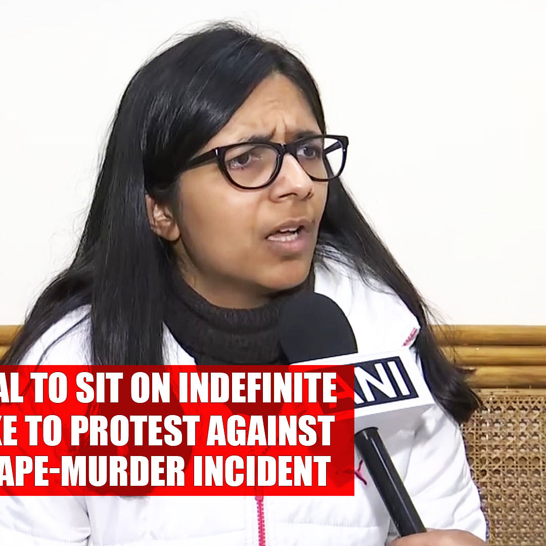 Swati Maliwal to sit on indefinite hunger strike to protest against Hyderabad rape-murder incident