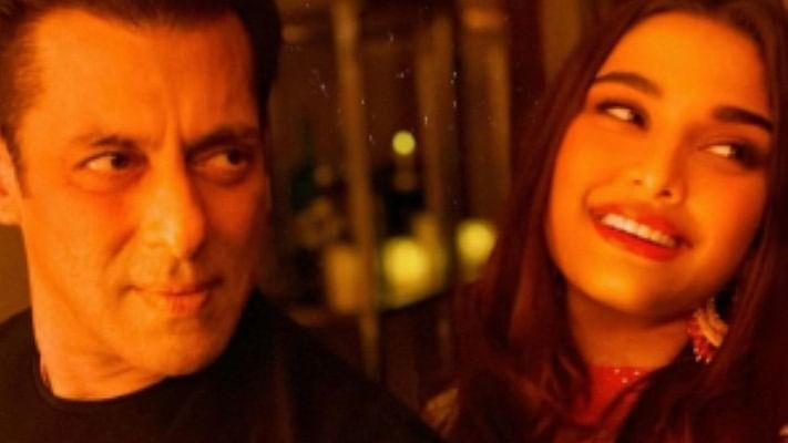 You can be yourself around him: Saiee Manjrekar says Salman Khan is the 'sweetest'