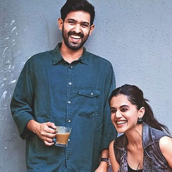 Taapsee Pannu and Vikrant Massey to star in a murder mystery titled 'Haseen Dillruba'