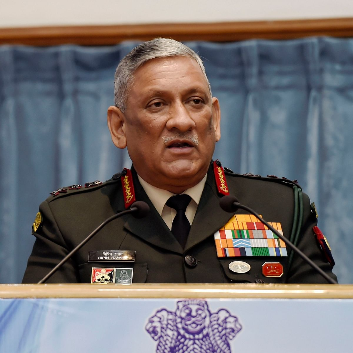 'Army Chief or RSS goon': Twitter mocks Bipin Rawat for 'political' comment on CAA protests