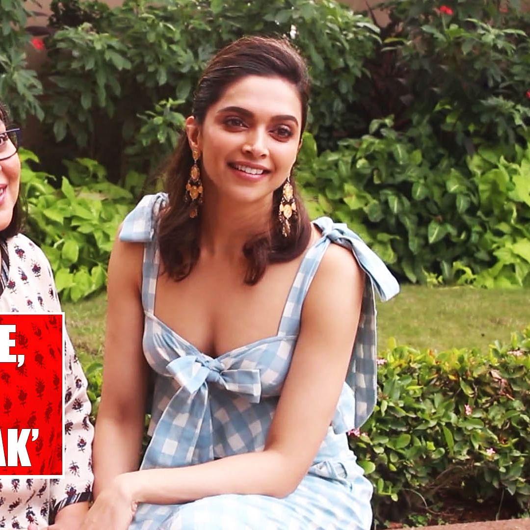Deepika Padukone, Meghna Gulzar promote 'Chhapaak'