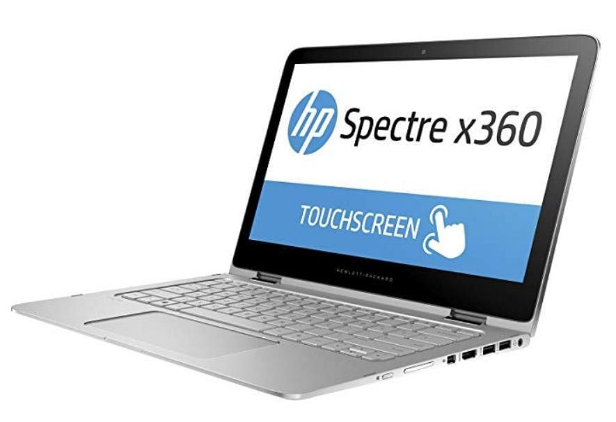 HP launches Spectre x360 with 22-hour battery life