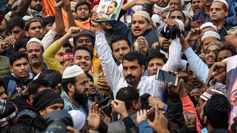 My name is Chandrashekhar Azad, police can't hold me captive: Bhim Army chief