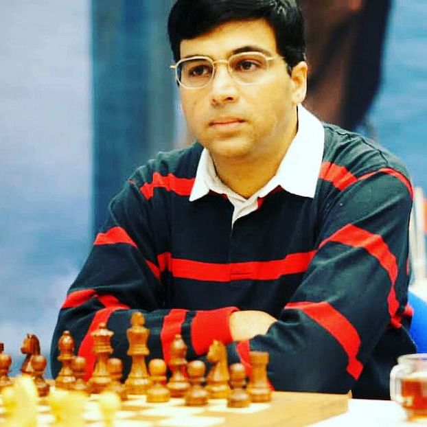 Vishwanathan Anand feels India's future in chess looks promising