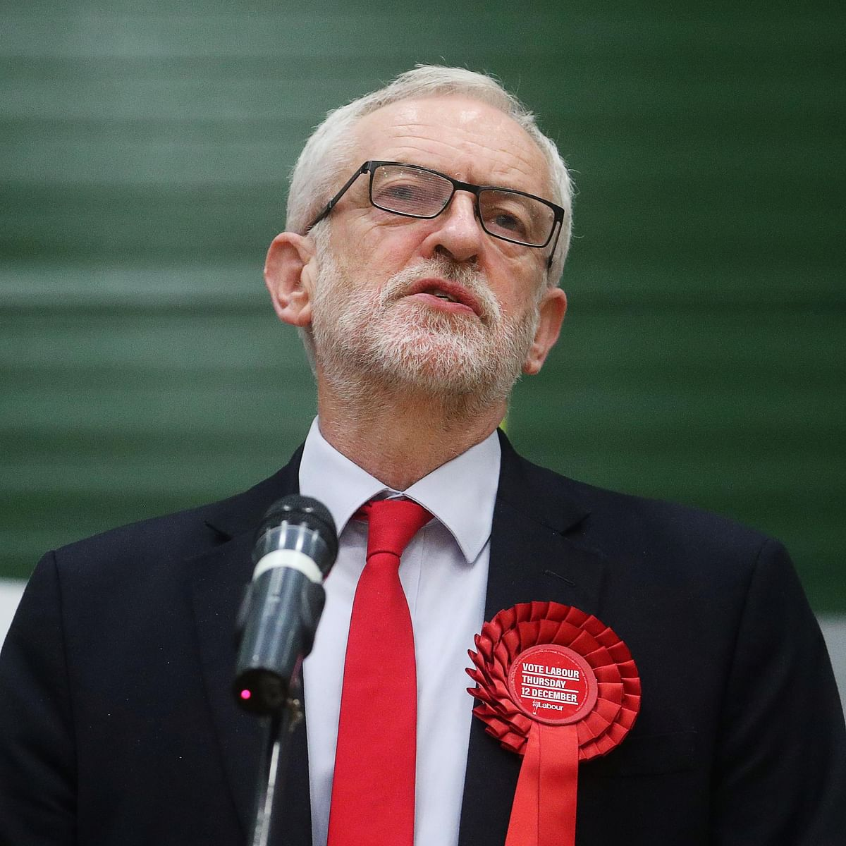 UK Labour leader Corbyn sorry for election defeat