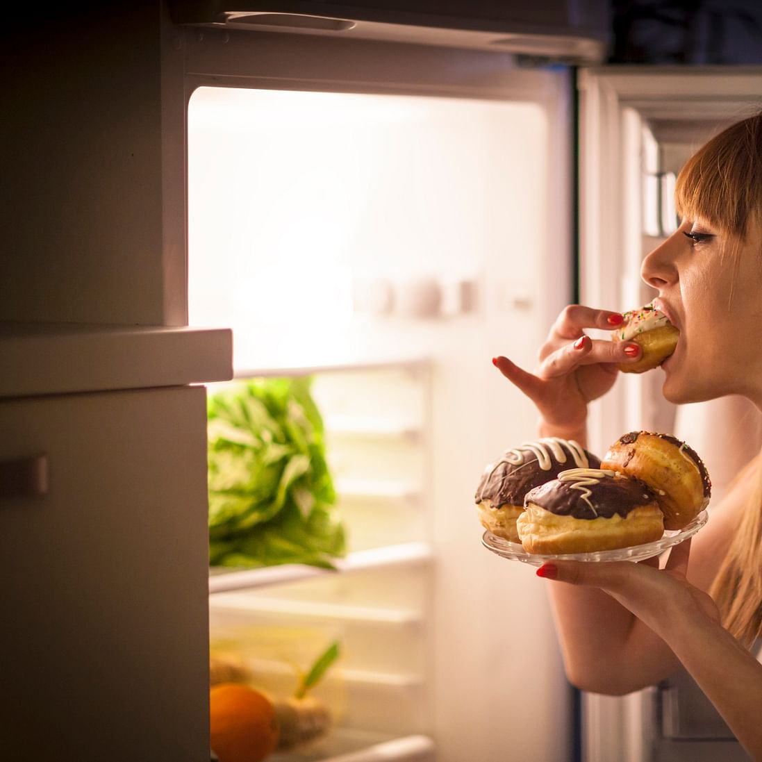Blame it on the brain for overeating