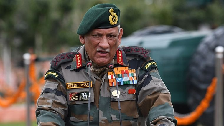 'Indian Army is better prepared, equipped and armed to fight any war': General Bipin Rawat