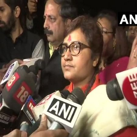 Malegaon blast case: After court rap, Sadhvi Pragya now presents herself