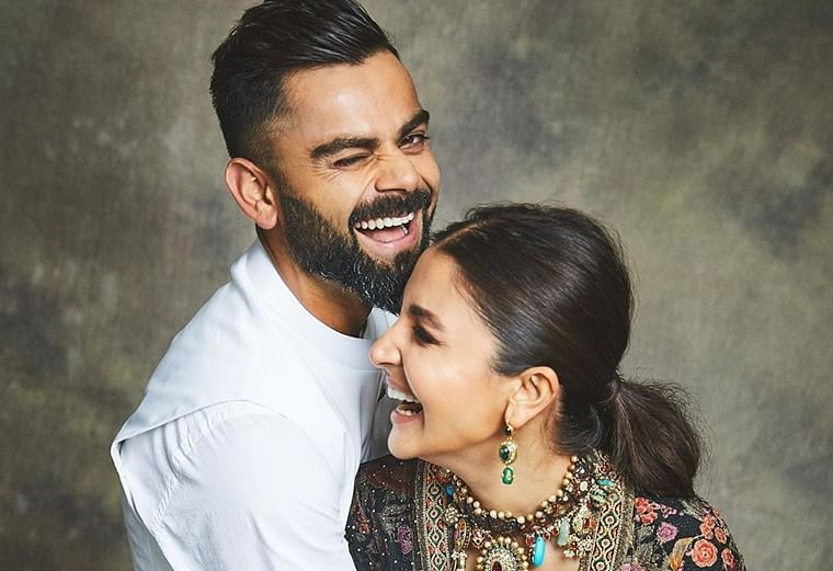 Virat-Anushka are India's favourite couple, top share of Ad endorsement with 26%