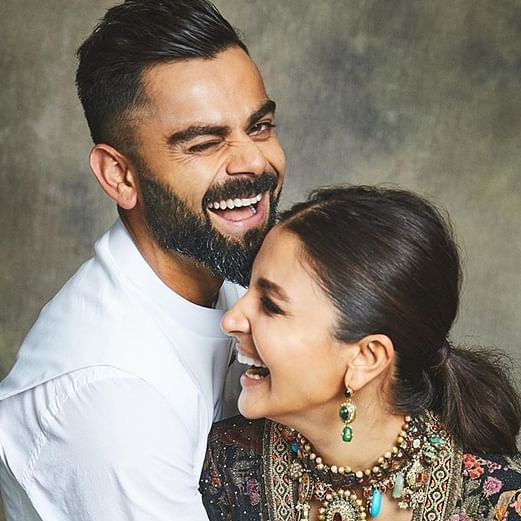 Virat Kohli's 'unbeaten knock' was a special wedding anniversary gift for Anushka Sharma