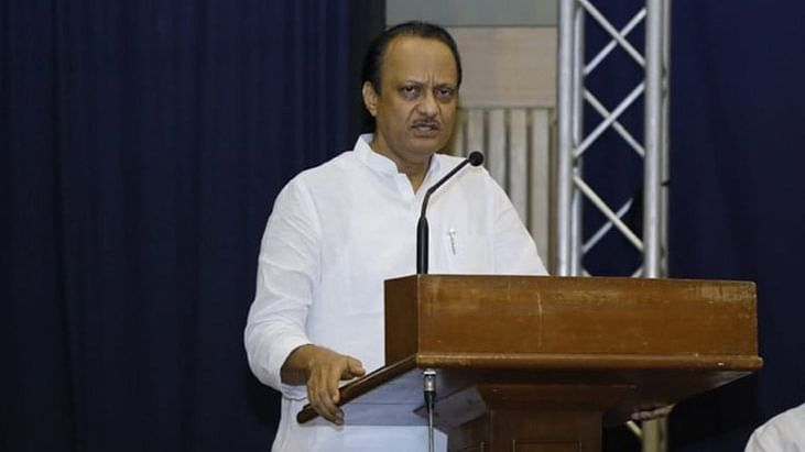 Ajit Pawar talks 'weather' with ex-CM