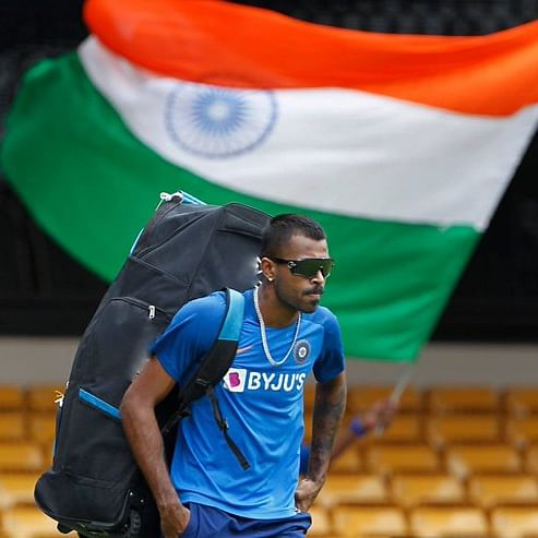 Hardik Pandya's recovery on track; set to play DY Patil T20 tournament