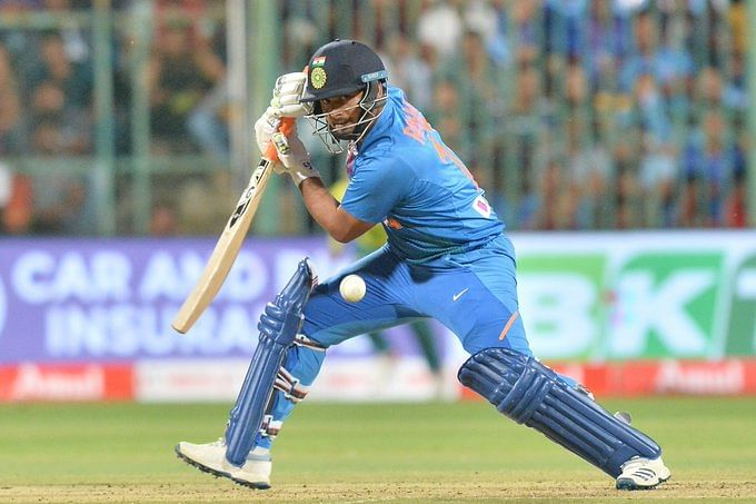 Heir-apparent? Rishabh Pant's looking to break Dhoni's record