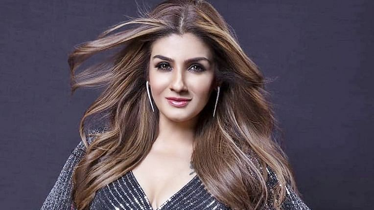Arrest Raveena, others for hurting sentiments: BJP wing