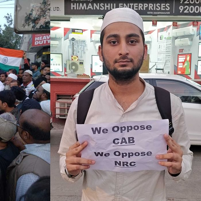 #BoycottCAB: After Assam, protest against CAB and NRC reaches Indore